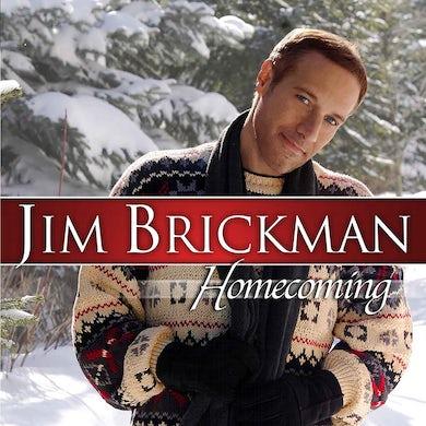 Jim Brickman HOMECOMING CD