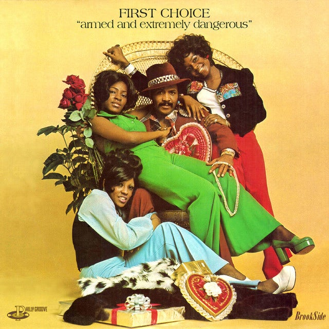First Choice ARMED & EXTREMELY DANGEROUS Vinyl Record