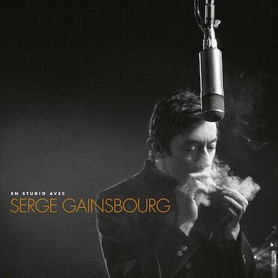 EN STUDIO AVEC SERGE GAINSBOURG CD