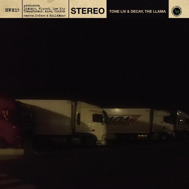 Tone Liv GAS STATION SUSHI Vinyl Record