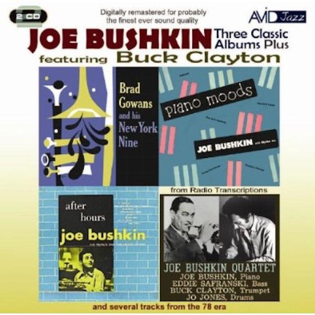 Joe Bushkin AFTER HOUR / PIANO MOODS CD