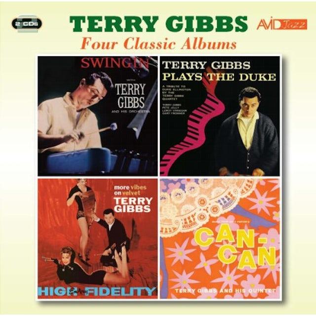 Terry Gibbs SWINGIN / PLAYS THE DUKE CD