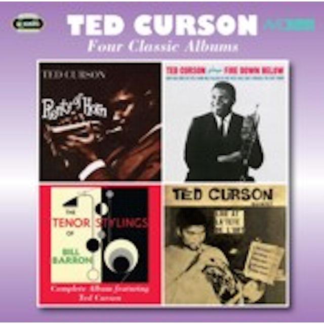 Ted Curson PLENTY OF HORN / FIRE DOWN BELOW CD