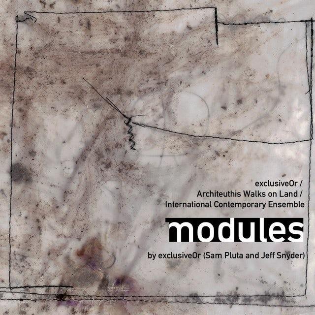 Exclusiveor MODULES Vinyl Record