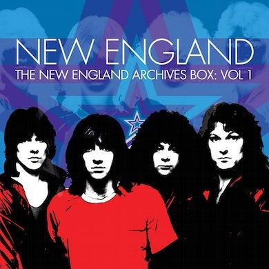 New England ARCHIVES BOX VOL 1 CD