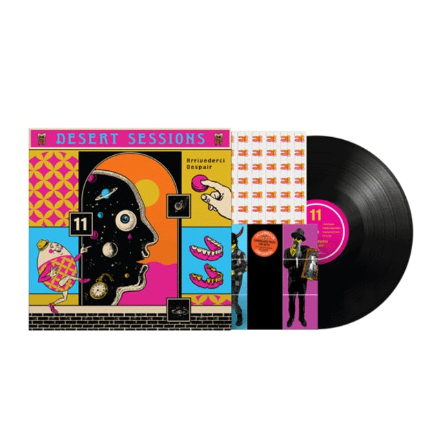 Desert Sessions VOLS 11 & 12 Vinyl Record