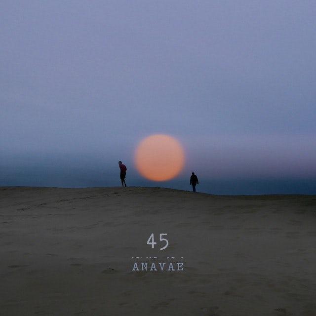 Anavae 45 Vinyl Record