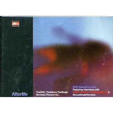 Afterlife DVD ALBUM SINGLE REMIXES JOURNEY CD
