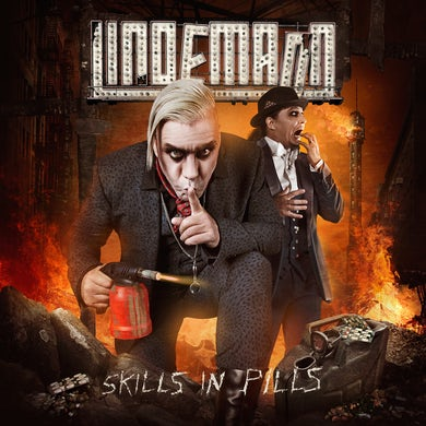LINDEMANN SKILLS IN PILLS Vinyl Record