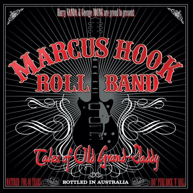 Marcus Hook Roll Band TALES OF OLD GRAND DADDY Vinyl Record