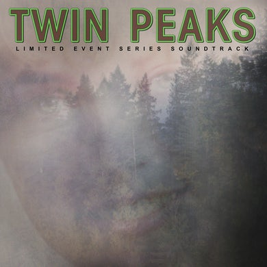 Twin Peaks LIMITED EVENT SERIES SOUNDTRACK Vinyl Record