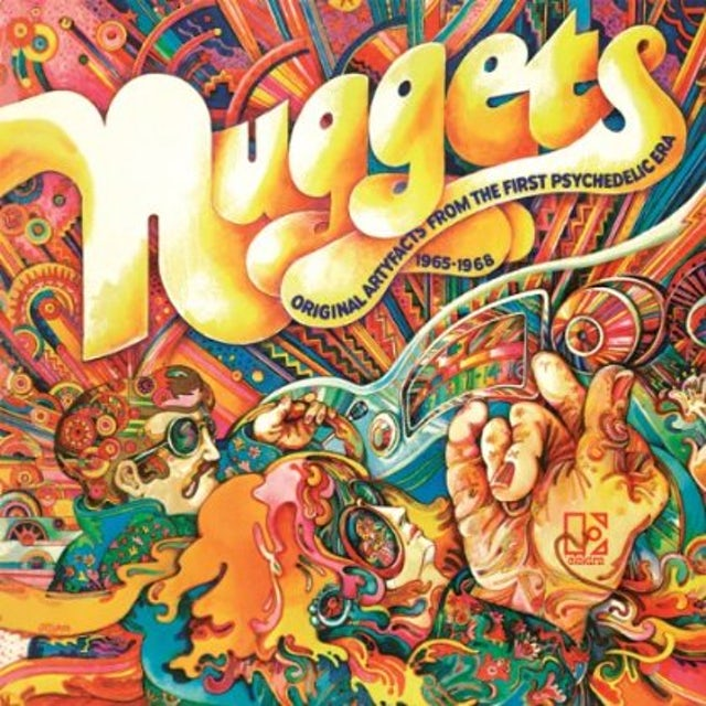 Nuggets: Original Artyfacts From First Psychedelic Vinyl Record