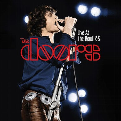 The Doors LIVE AT THE BOWL 68 Vinyl Record