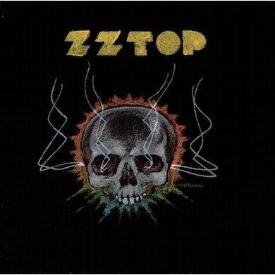 ZZ Top DEGUELLO Vinyl Record