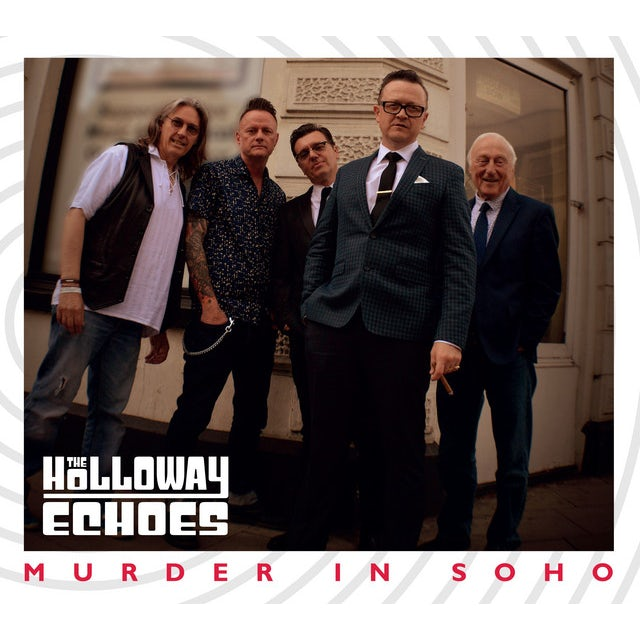 Holloway Echoes MURDER IN SOHO Vinyl Record