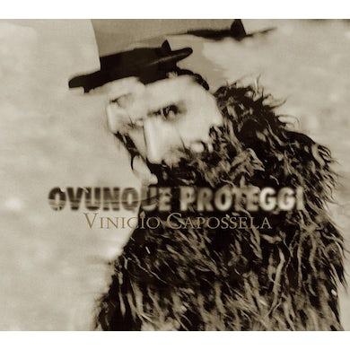 Vinicio Capossela OVUNQUE PROTEGGI Vinyl Record