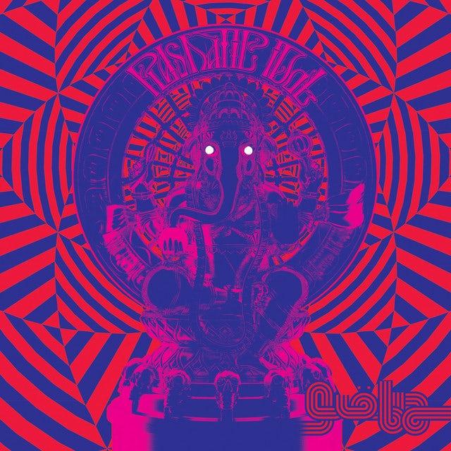 Giobia PLASMATIC IDOL Vinyl Record