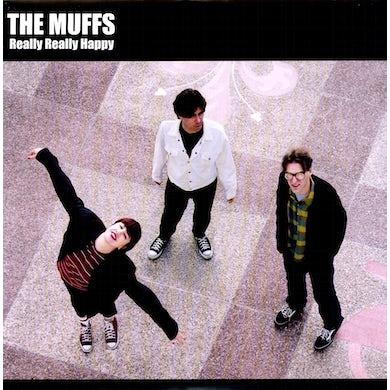 Muffs REALLY REALLY HAPPY Vinyl Record