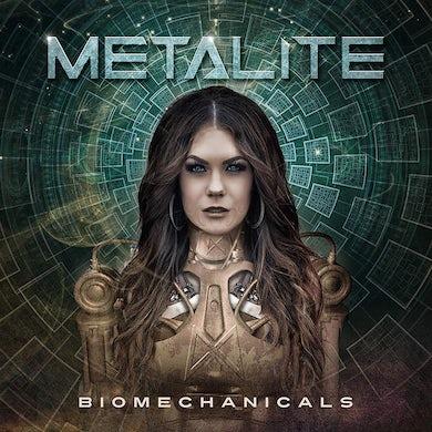 Metalite BIOMECHANICALS (GREEN VINYL) Vinyl Record
