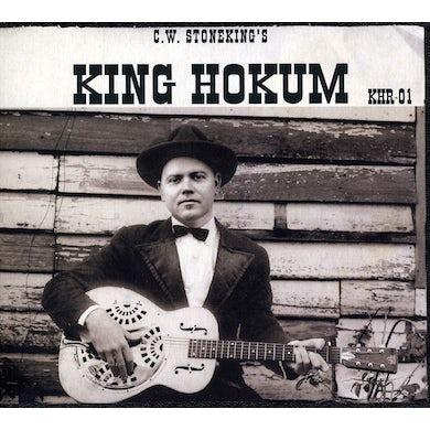 C.W. Stoneking KING HOKUM CD