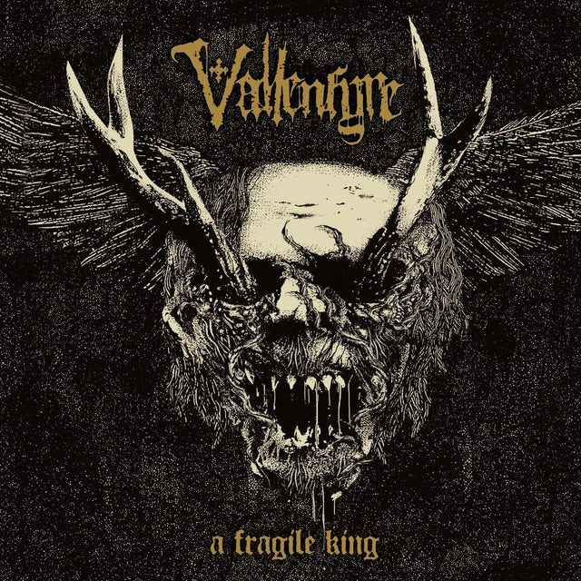 Vallenfyre FRAGILE KING Vinyl Record