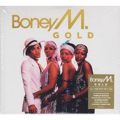 Boney M GOLD CD