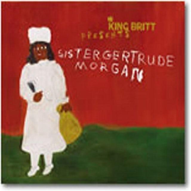 King Britt PRESENTS: SISTER GERTRUDE MORGAN CD