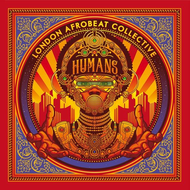 London Afrobeat Collective HUMANS Vinyl Record