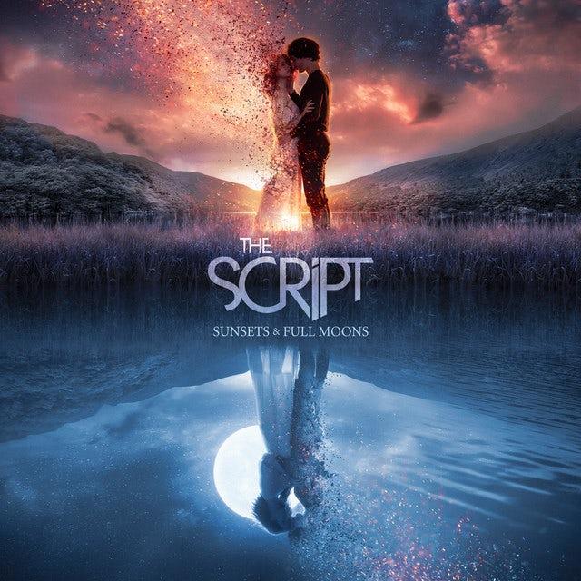 The Script SUNSETS & FULL MOONS Vinyl Record