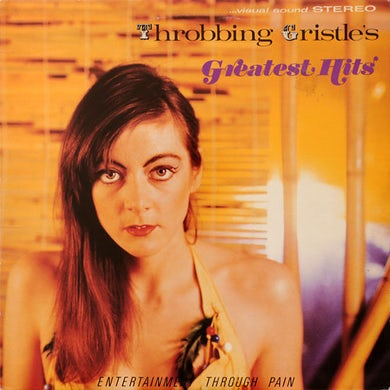 THROBBING GRISTLE GREATEST HITS CD
