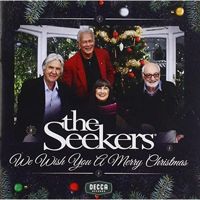 Seekers WE WISH YOU A MERRY CHRISTMAS CD