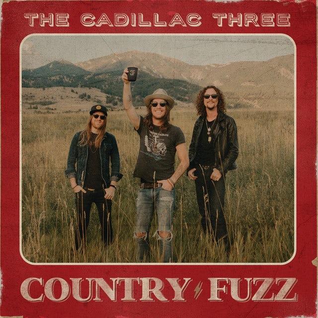 Cadillac Three COUNTRY FUZZ Vinyl Record