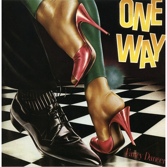 One Way FANCY DANCER (BONUS TRACKS EDITION) CD