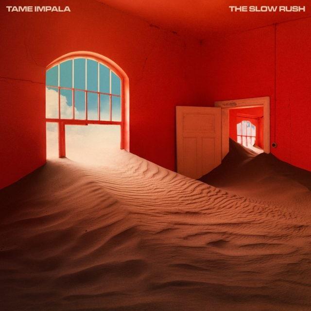 Tame Impala THE SLOW RUSH Vinyl Record