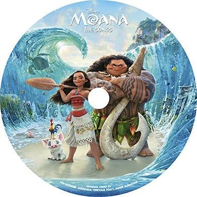MOANA / Original Soundtrack Vinyl Record