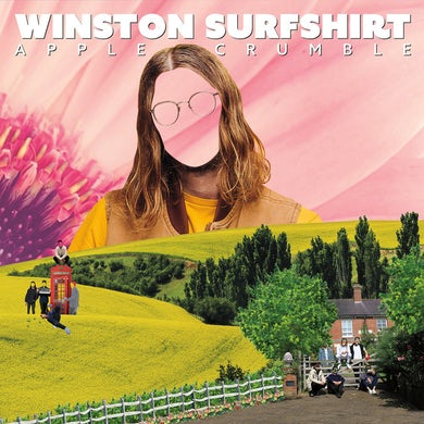 Winston Surfshirt APPLE CRUMBLE CD