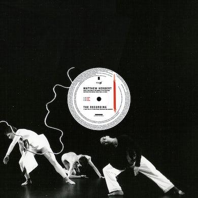 Matthew Herbert RECORDING Vinyl Record