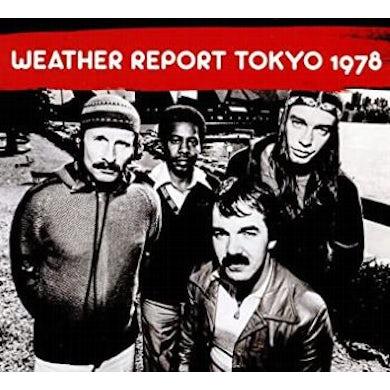 Weather Report TOKYO 1978 CD
