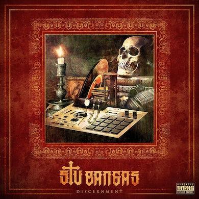 Stu Bangas DISCERNMENT Vinyl Record