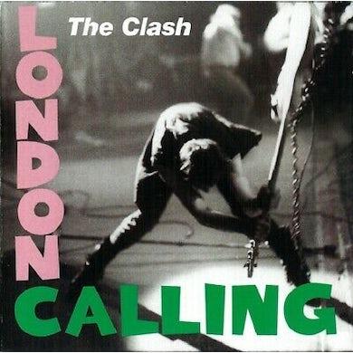 The Clash LONDON CALLING: 40TH ANNIVERSARY CD
