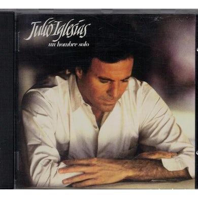 Julio Iglesias UN HOMBRE SOLO CD