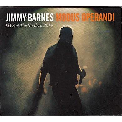 Jimmy Barnes MY CRIMINAL RECORD / MODUS OPERANDI: LIVE HORDERN CD