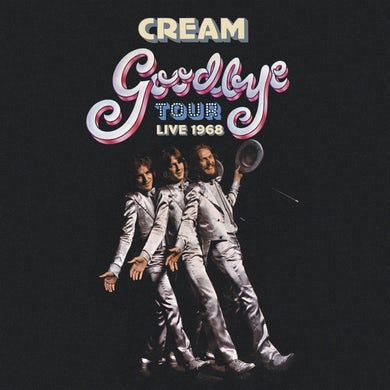 Cream GOODBYE TOUR - LIVE 1968 CD