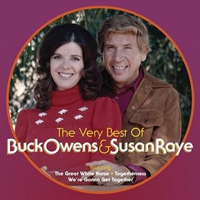 VERY BEST OF BUCK OWENS & SUSAN RAYE Vinyl Record