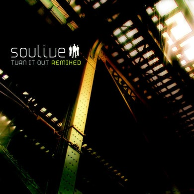 Soulive TURN IT OUT REMIXED CD