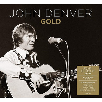 John Denver GOLD CD