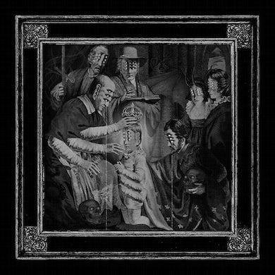 Crimson Throne RESILIENCE OF LIFE & DEATH Vinyl Record