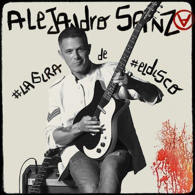 Alejandro Sanz LAGIRA DE ELDISCO CD