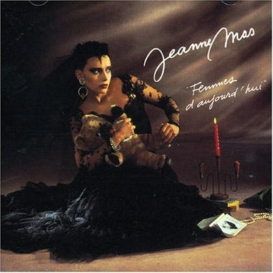 Jeanne mas FEMMES D AUJOURDH'UI Vinyl Record
