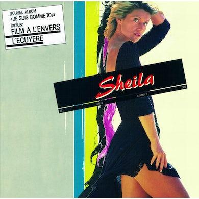 Sheila JE SUIS COMME TOI Vinyl Record